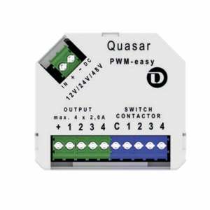 Quasar PWM-easy smart home